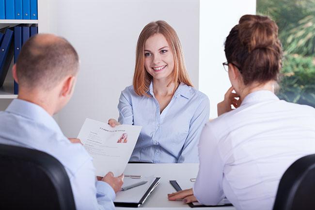 求めているスタッフを見極めるための面接の進め方
